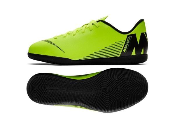 Laste saali jalgpallijalatsid Nike Mercurial Vapor X 12 Club IC Jr AH7354-701