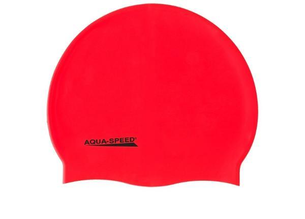 Täiskasvanute Ujumismüts Aqua-Speed Silikoon Mega TC-184584