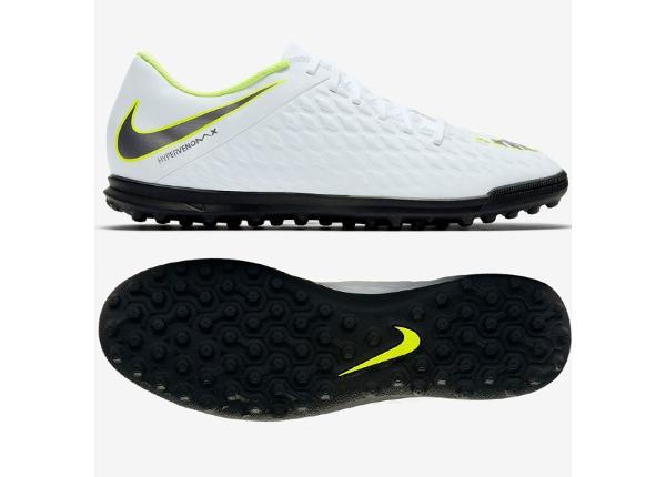 Miesten jalkapallokengät Nike Hypervenom Phantomx 3 Club TF M AJ3811-107