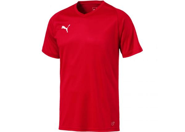 Miesten jalkapallopaita Puma Liga Jersey Core M 703509 01