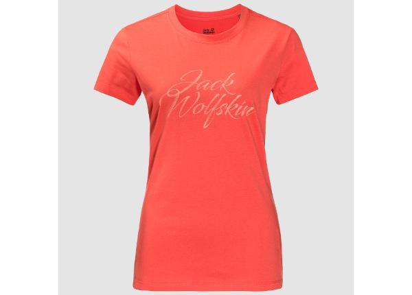 Naisten t-paita Jack wolfskin