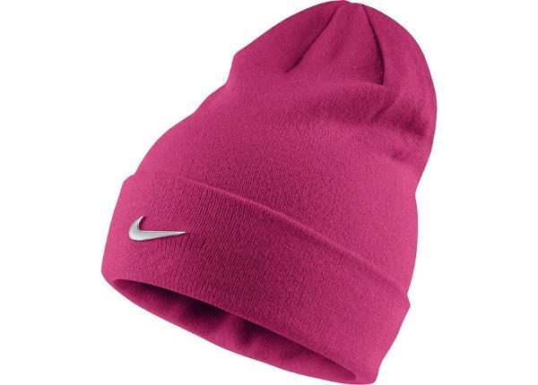 Talvemüts juunioritele Nike Metal Swoosh Beanie Junior 825577-616
