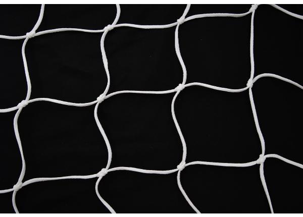 Jalkapallomaalin verkot 2 kpl PE 7,32 x 2,44 m (2,0 / 2,0 m)