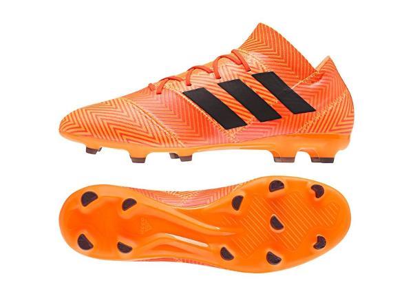Miesten jalkapallokengät Adidas Nemeziz 18.2 FG M DA9580