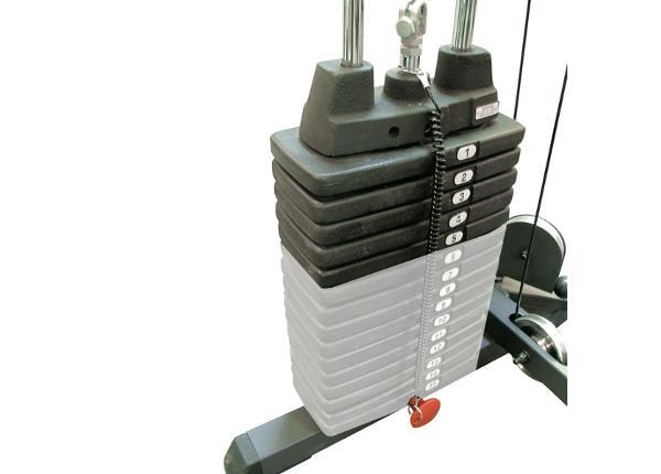 Lisaraskused SP50 Body Solid 22kg