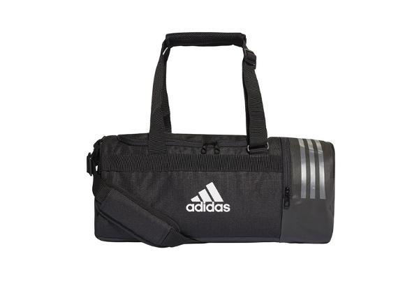 Urheilukassi Adidas Convertible 3-Stripes Duffel Small CG1532