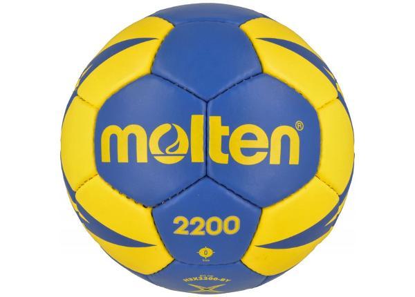 Käsipall Molten H0X2200-BY