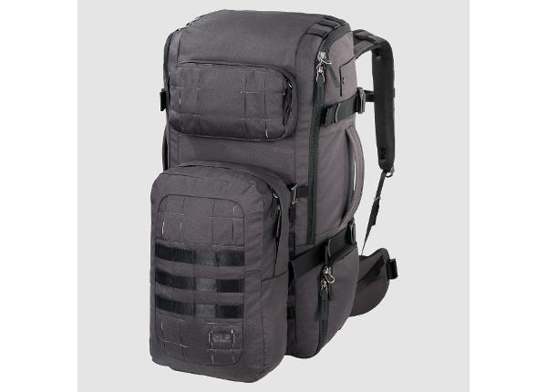 Mahukas eemaldatava päevamatka kotiga seljakott
