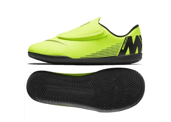 Laste saali jalgpallijalatsid Nike Mercurial Vapor 12 Club PS(V) IC Jr AH7356-701