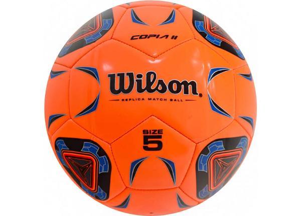 Jalkapallo Wilson Copia II SB Orgblue SZ5