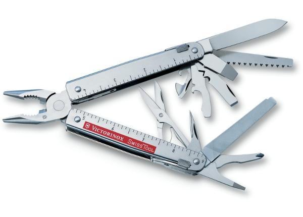 Multitööriist 23 osaline Šveitsi Swiss Tool X