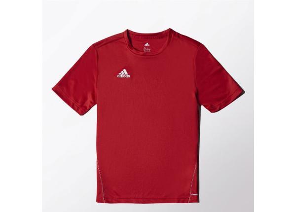 Laste jalgpallisärk adidas Core Training Jersey Jr M35333