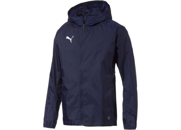 Miesten tuulitakki Puma Liga Training Rain Jacket Core M 655304 06