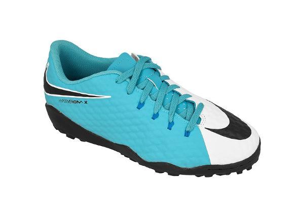 Jalgpallijalatsid lastele Nike HypervenomX Phelon III TF Jr 852598-104