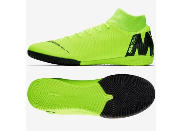 Meeste saali jalgpallijalatsid Nike Merurial Superflyx 6 Academy IC M AH7369-701