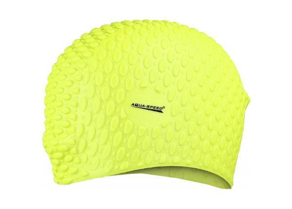 Täiskasvanute ujumismüts Aqua-Speed Bubble 3