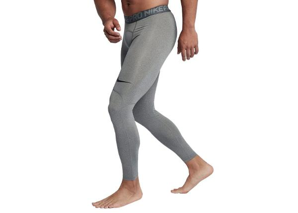 Miesten pitkät kompressiohousut Nike Pro Tight M 838067-091
