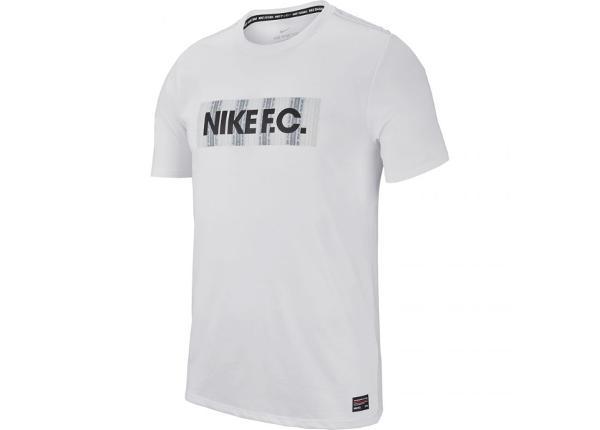 Miesten vapaa-ajanpaita Nike FC Dry Tee Seasonal Block M AA5733-100