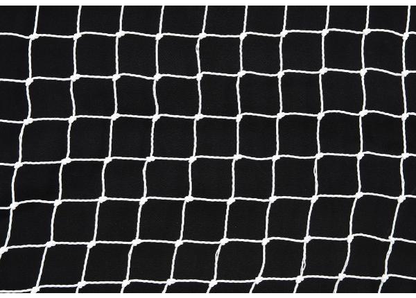 Sulgpalli võrk 6,1 x 0,76 m valge