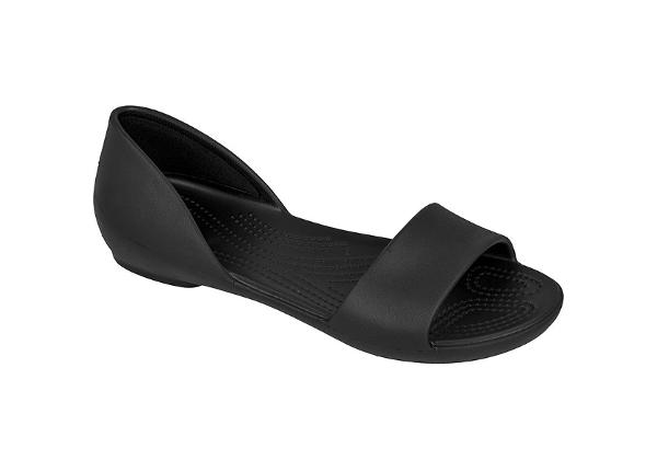 Sandaalid naistele Crocs Lina Dorsay Flat W 204291 must