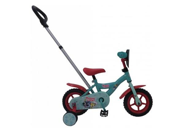 Детский велосипед Woezel & Pip 10 дюймов Volare