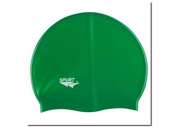 Ujumismüts silikonist SPURT SH74