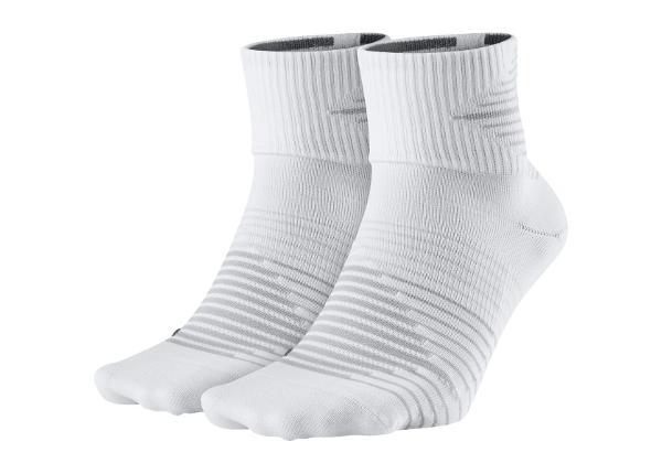 Urheilusukat Nike Performance Lightweight Quarter Sock 2 paria SX5198-100