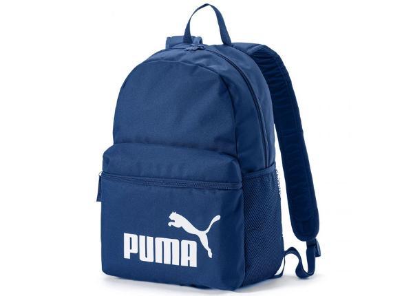 Selkäreppu Puma Phase Backpack niebieski 075487 09