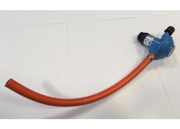 Gaasiregulaatori kiirühenduskomplekt Campingazi CV300 Plus ja CV470 Plus gaasipurkidele