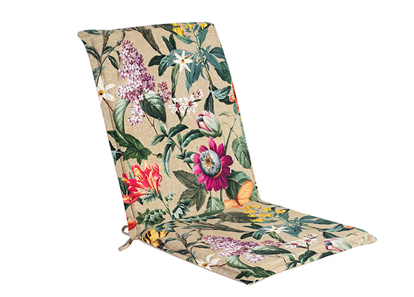 Покрывало на стул со спинкой Amazonia 42x90 см