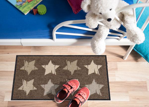 Ковер Wood Stars nougat 30x60 см