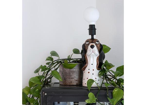 Настольная лампа Собака AA-187119