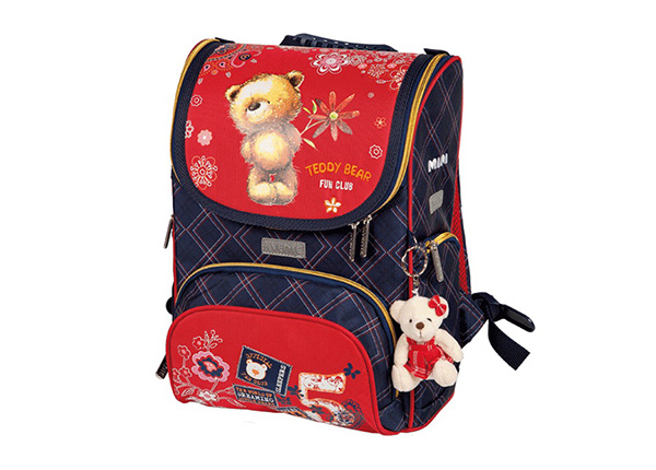 Koulureppu Mini Teddy Bear deVENTE HC-187185