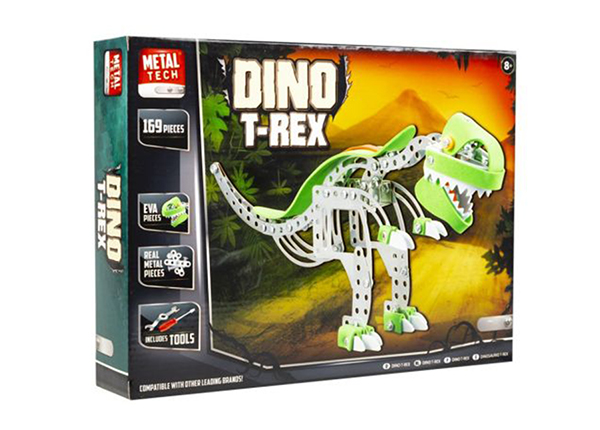 Konstruktor Metal Tech T-Rex UP-187365