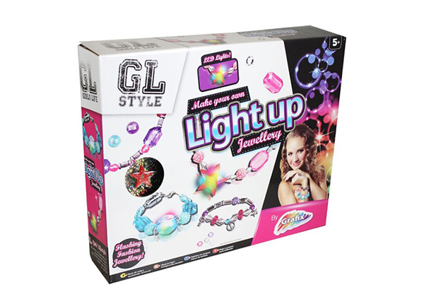 Ehetemeisterduskomplekt Light Up UP-187382