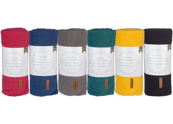 Флисовое одеяло Cozy Canterbury