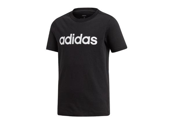 Lasten t-paita Adidas Essentials Linear Junior DV1811