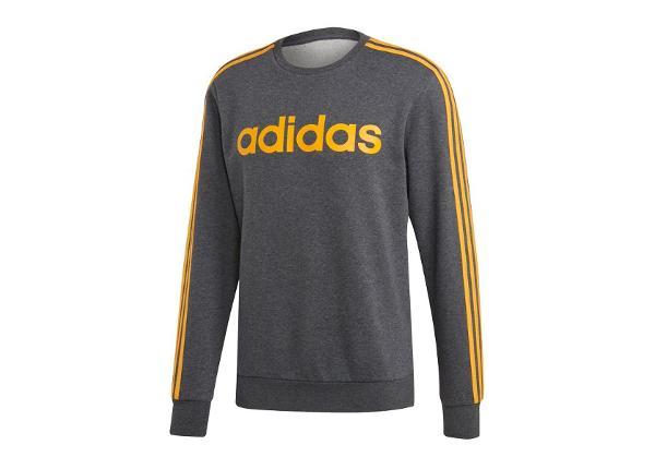 Miesten verryttelypaita Adidas Essentials 3S Crewneck Fleece M EI4903
