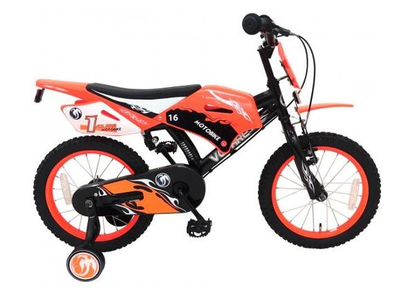 Детский велосипед Motorbike 16 дюймов Volare