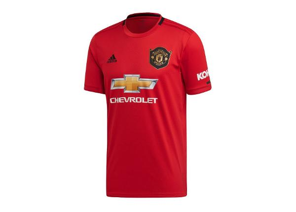 Miesten jalkapallopaita Adidas MUFC Home Jersey 19/20 M ED7386