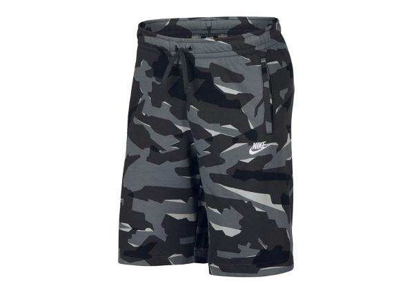 Miesten shortsit Nike NSW Club Camo Short M AR2917-065