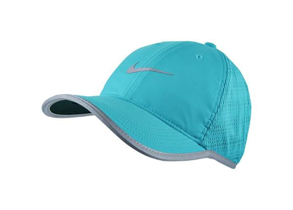 Meeste jooksu nokamüts Nike Run Knit Mesh Cap M 810132-418