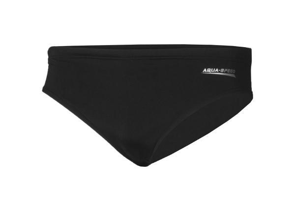 Meeste ujumispüksid Aqua-Speed Alan M 01 must