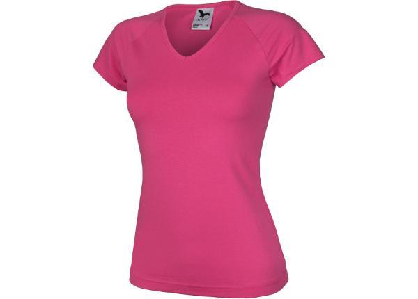 Naisten urheilupaita Adler Dream W roosa