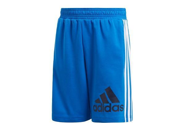 Laste lühikesed püksid treeninguks adidas BOS Short Junior DV0809