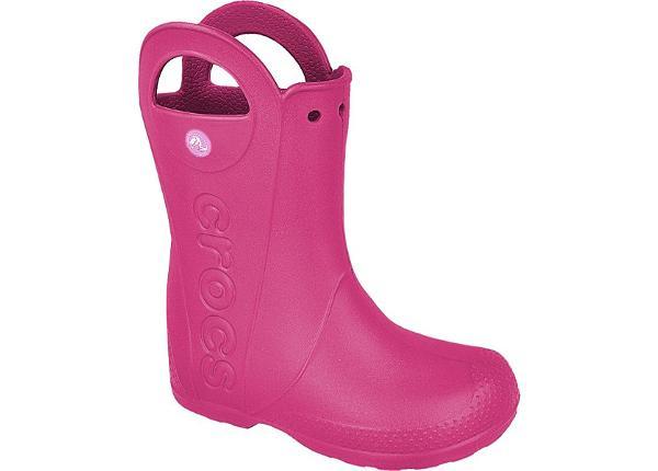 Kummikud lastele Crocs Handle It Kids 12803 roosa