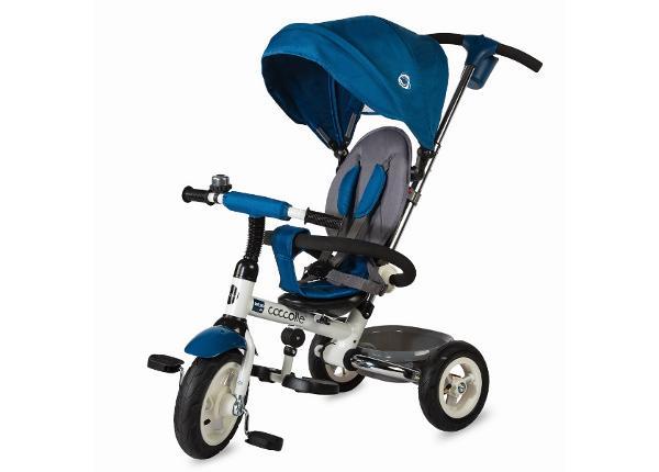 Lasten kolmipyöräinen polkupyörä Tow Bar Coccolle Urbio Air
