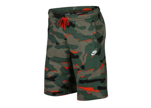 Miesten shortsit Nike NSW Club Camo Short M AR2917-323