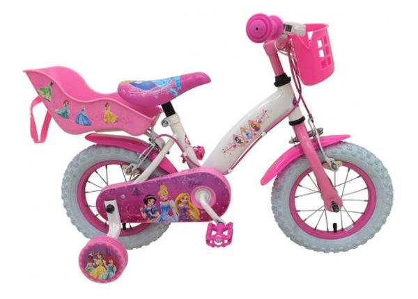 Lasten polkupyörä Disney Princess 12 tuumaa