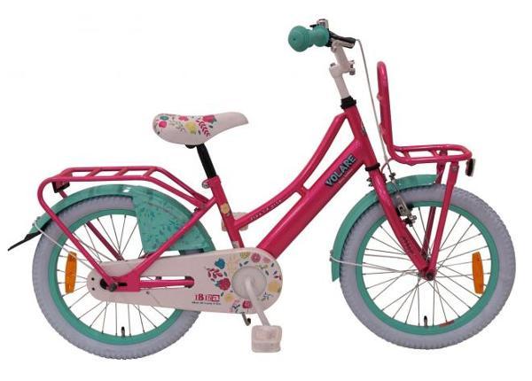 Tyttöjen polkupyörä Ibiza 18 tuumaa Volare